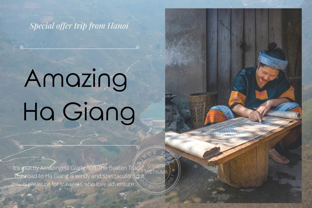 Special Tours to Ha Giang from Ha Noi