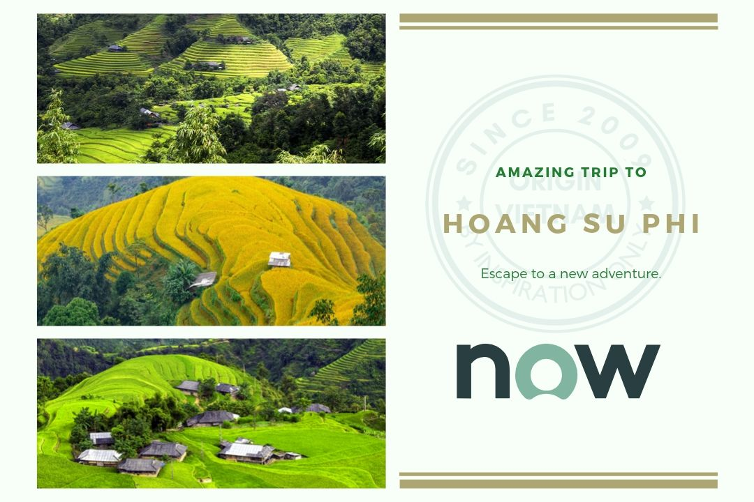 Tours to Hoang Su Phi from Ha Noi