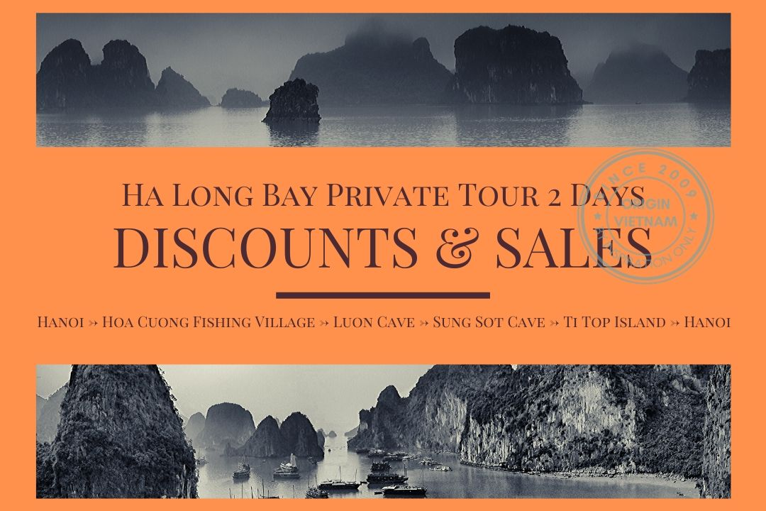 Halong bay 2 days 1 night price