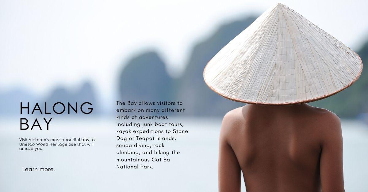 Hanoi to Halong Bay tour