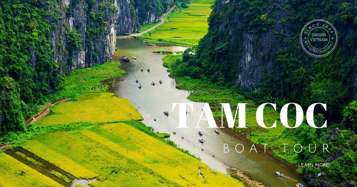 Tours to Tam Coc Ninh Binh