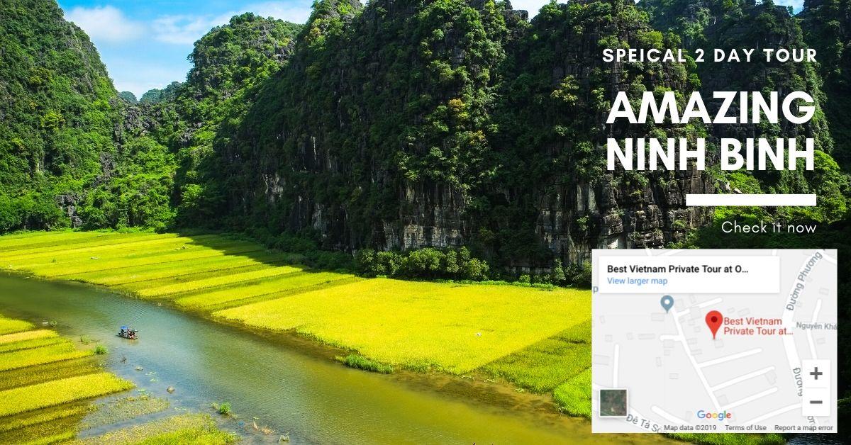 Tour to Ninh Binh 2 day from Hanoi