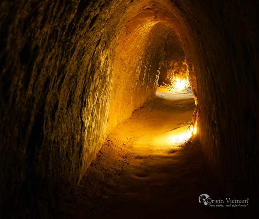 Cu Chi Tunnel