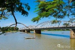 Trang Tien Bridge inHue
