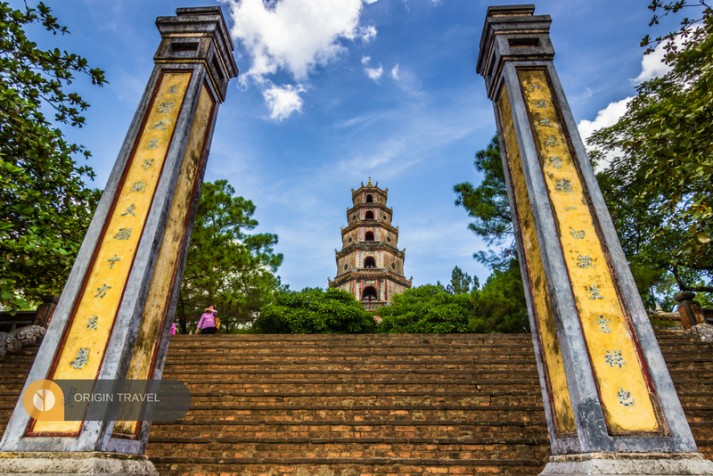 Thien Mu pagoda | Hue Tours | One day tour in Hue