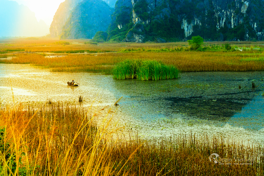 van long nature reserve sentre | the famous place in Vietnam for making film Kong skull island
