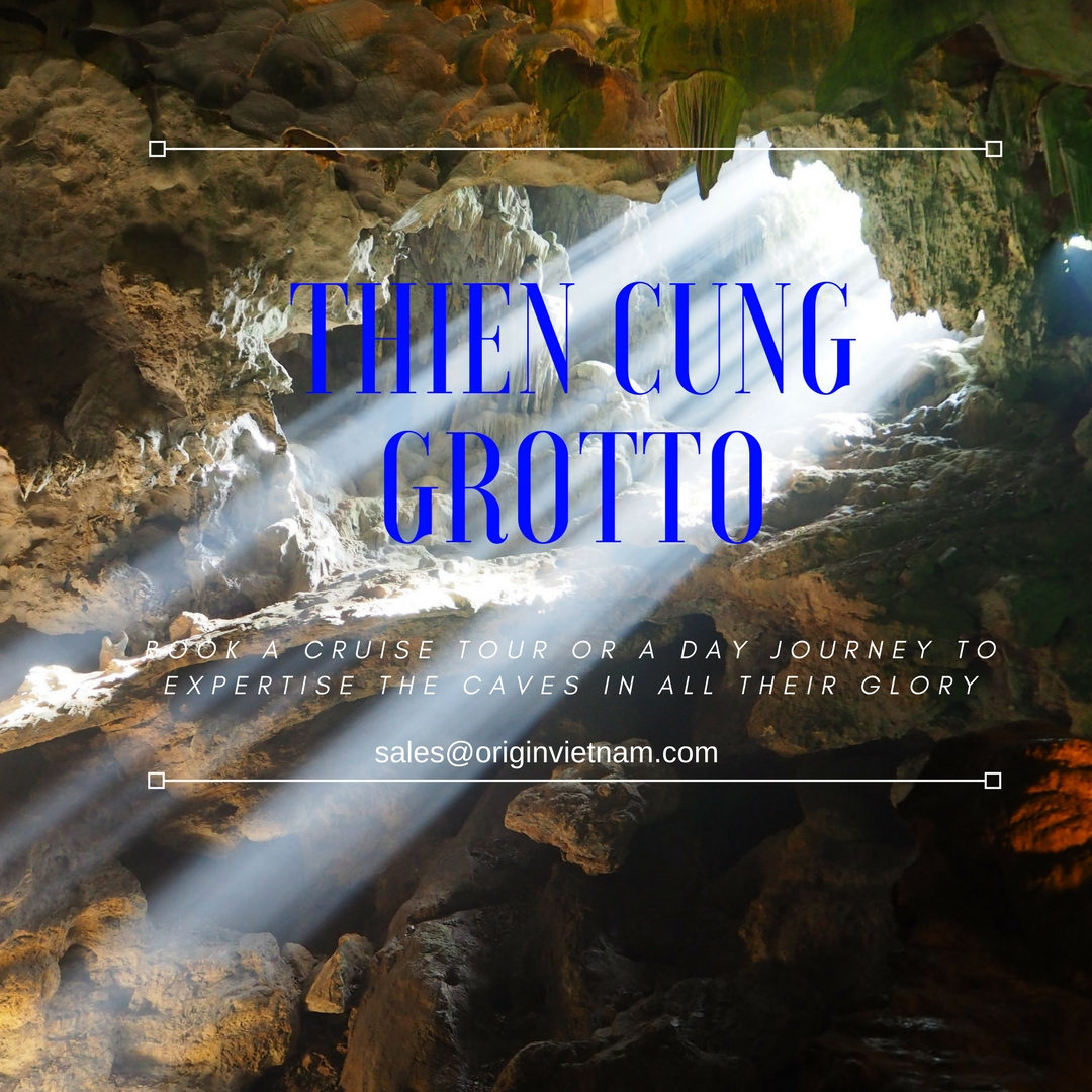 Thien Cung Grotto