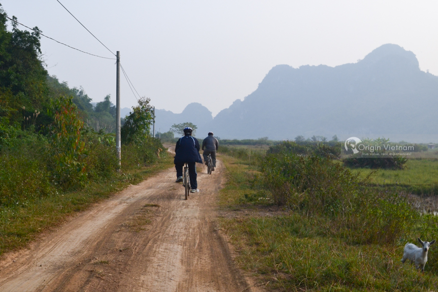 Cat Ba biking tour