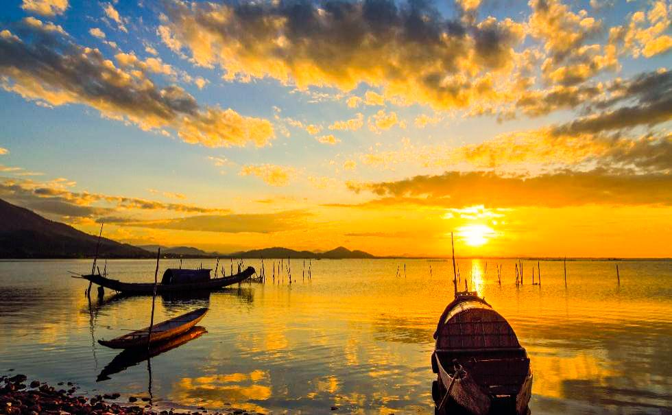 Tam Giang Lagoon - Hue tours