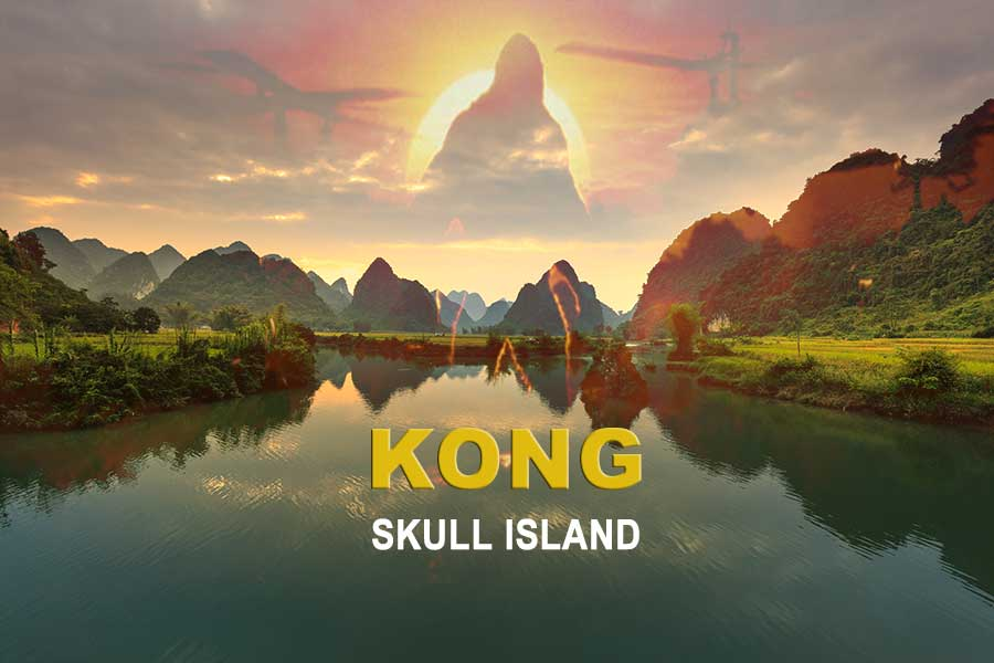 Ha Long Bay looking to cash in on Kong: Skull Island