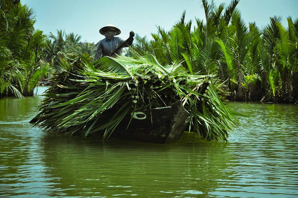 Handicraft careers in Cam Thanh village