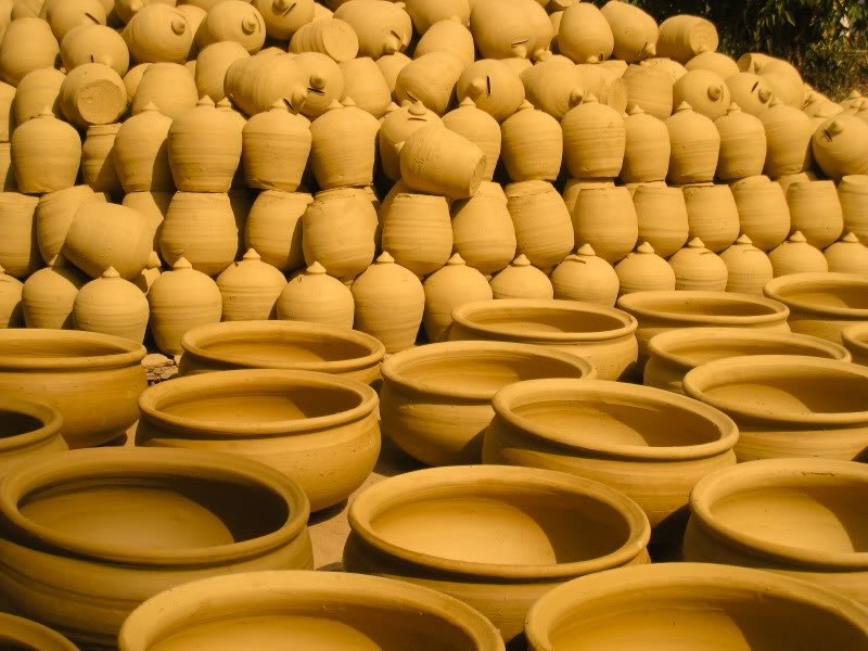 Thanh Ha pottery village in Quang Nam