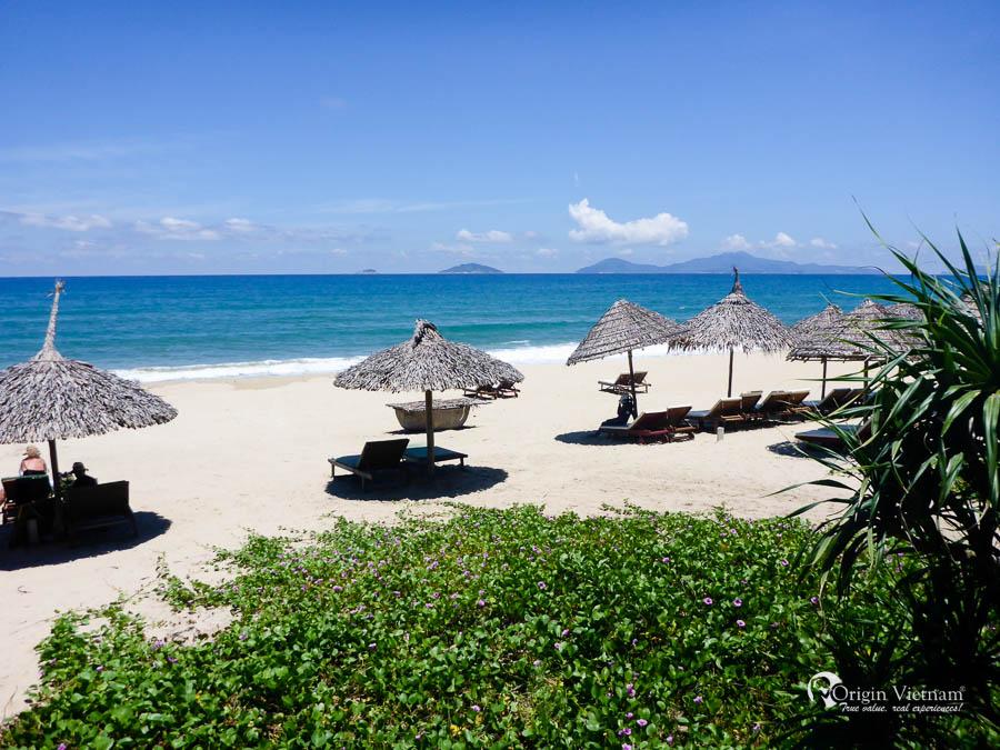 An Bang - untouched beach close to Hoi An ancient town