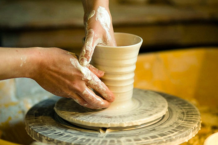 Thanh Ha pottery village tour