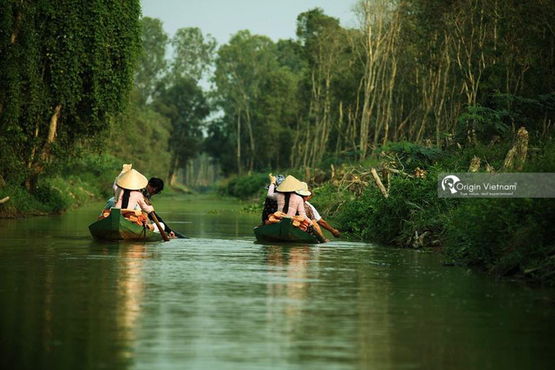 Gao Giong Eco-tourism in Dong Thap