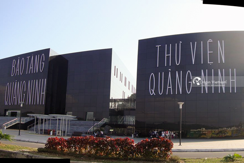 Museum - Quang Ninh Library