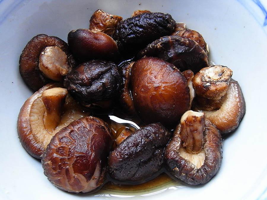 Chinese Black Murshroom
