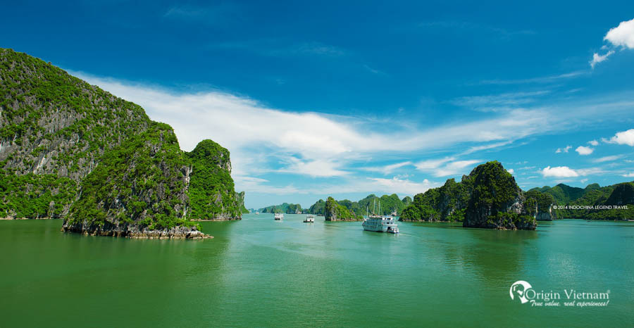 Amazing Halong Bay | Aclass Legend Cruise