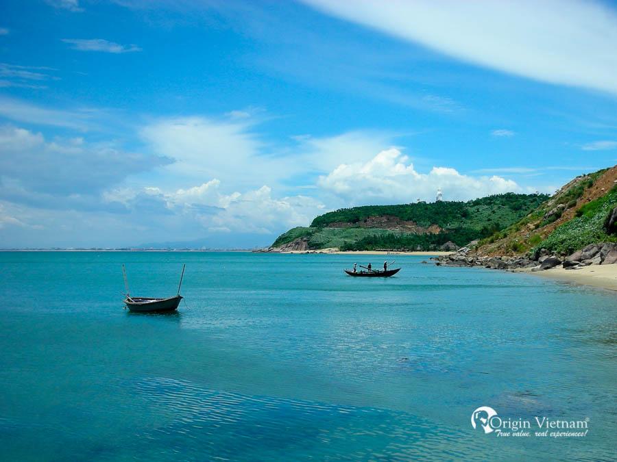 tra co beach | Halong Bay tra co beach