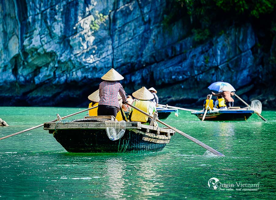 visit bai tu long bay with oriental sails 2 days and 1 night