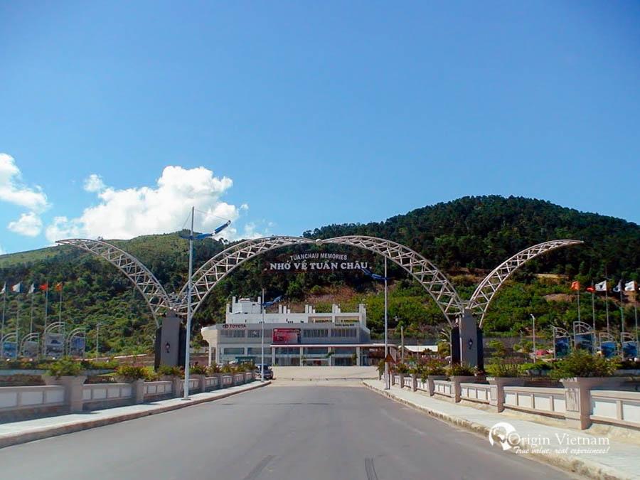 tuan chau island, halong bay international entertainment center