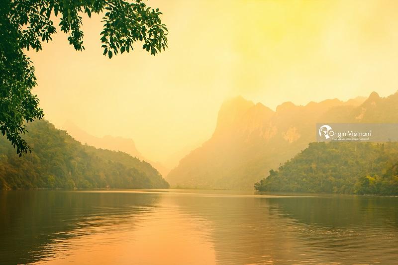 Ba Be Lake, ORIGIN VIETNAM