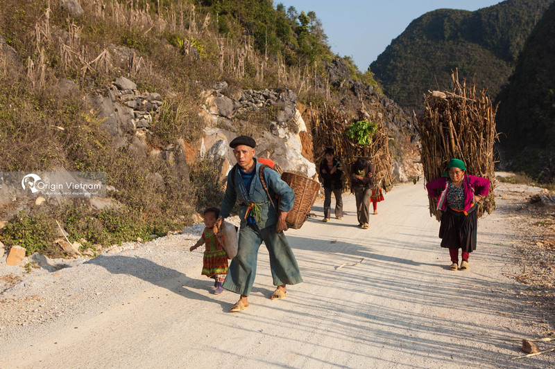 H'mong People in Ha Giang