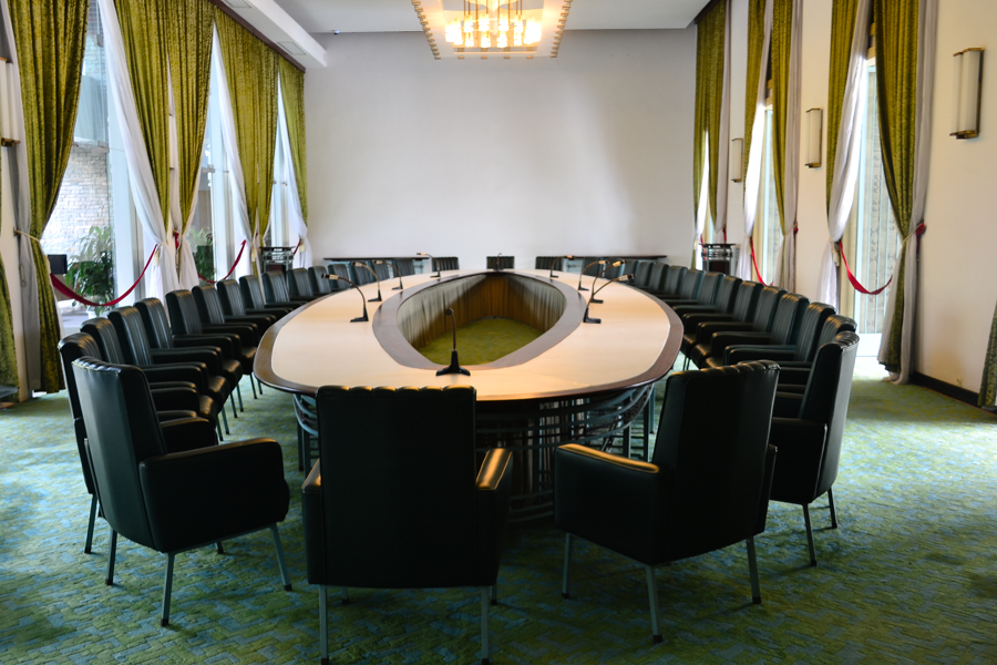 Meeting room in Independent Palace