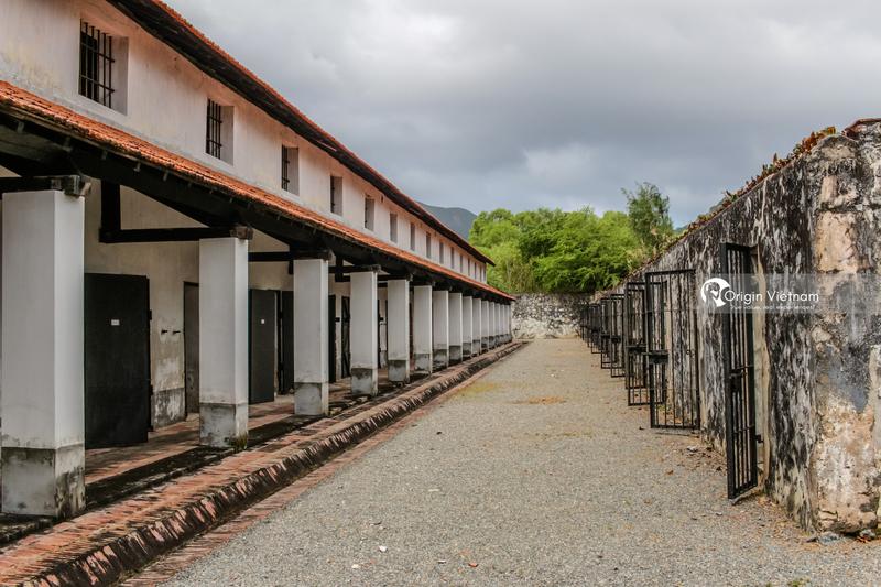 Con Dao Prison on Con Son Island
