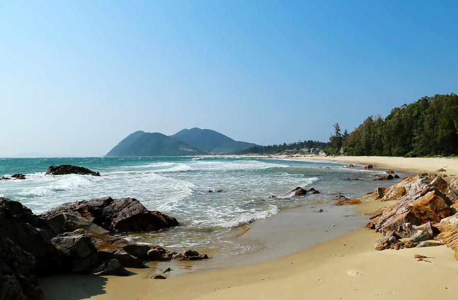 Image of Quan Lan Beach
