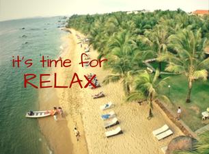 Long Hai Beach - Ba Ria Vung Tau Vietnam