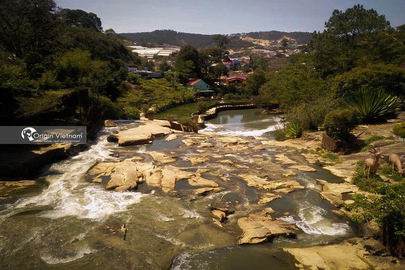 Cam Ly Waterfall, ORIGIN VIETNAM