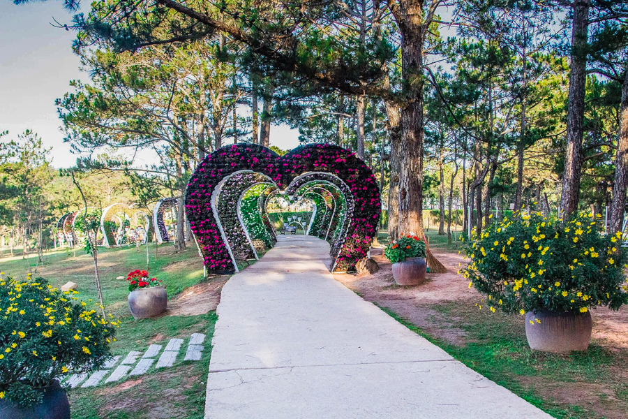 Image at Valley of Love - Da Lat