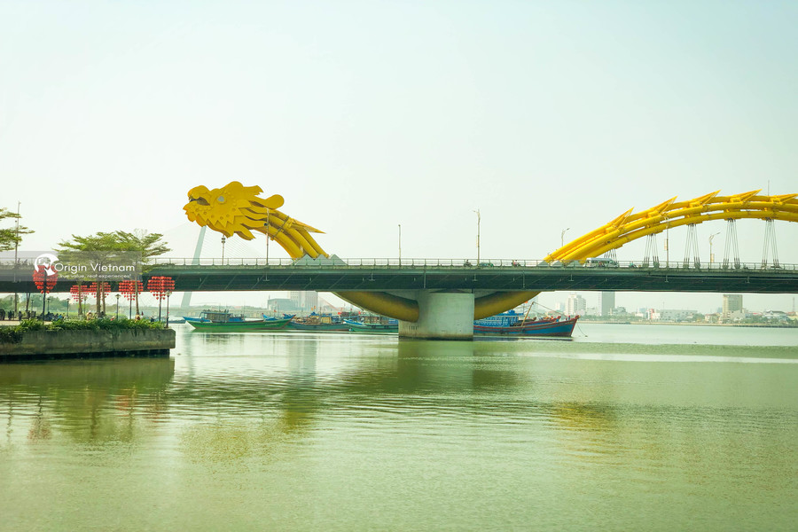 Dragon Bridge - A symbol of Danang city