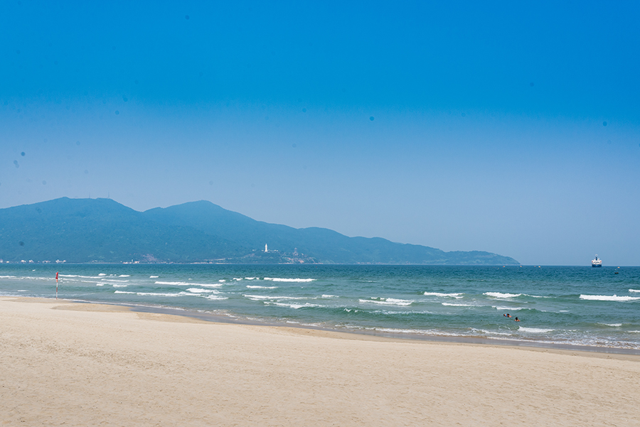 Top beach in Da Nang