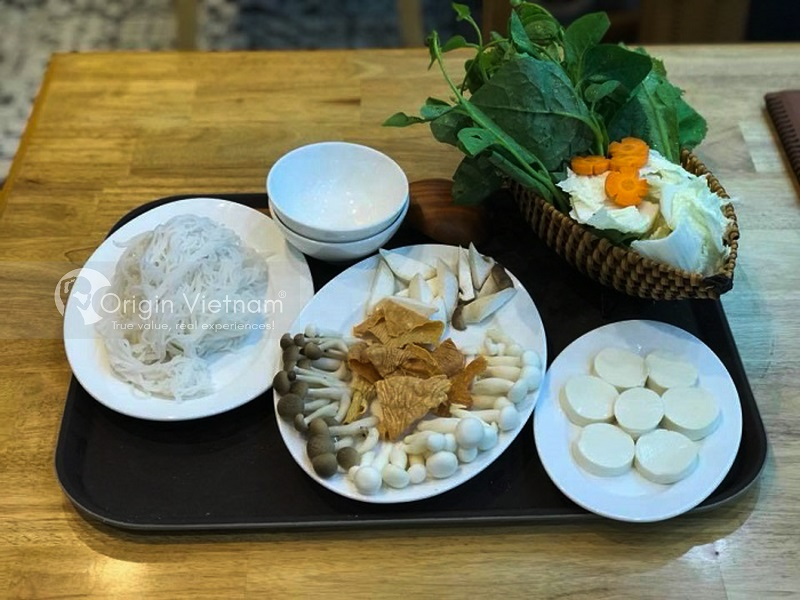 Top 10 Vegetarian Restaurant in Da Nang, ORIGIN VIETNAM