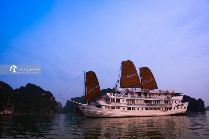 Halong Bay Cruise Recommendation