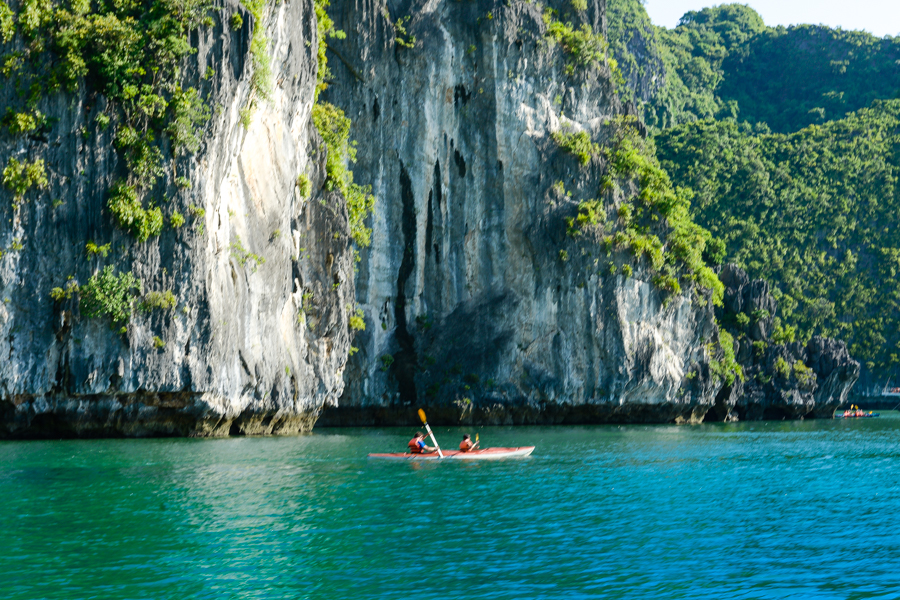 Kayak to Virgin Cave