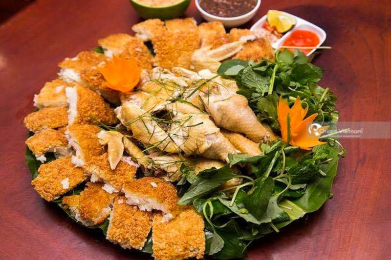 Tien Yen Hill Chicken