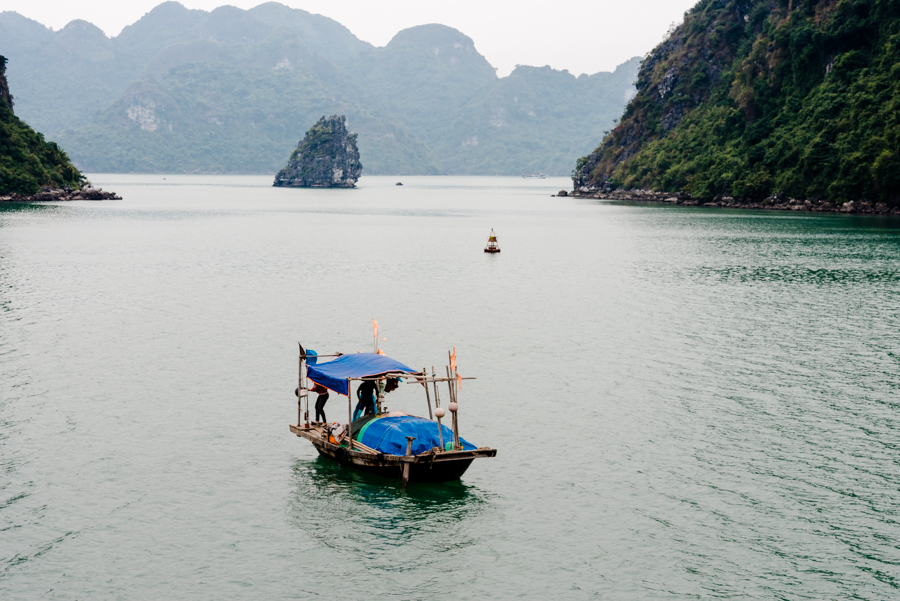 Visit Halong Bay 1 Night or 2 Nights