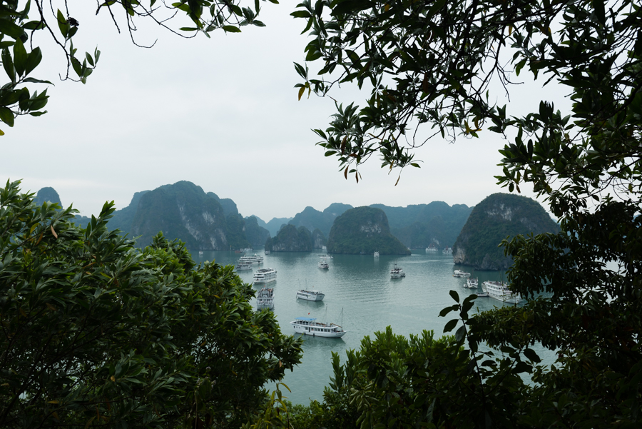 Amazing image of Halong Bay