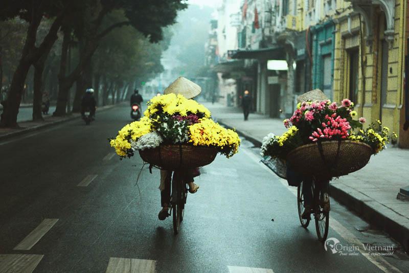 Weather in Hanoi - Spring