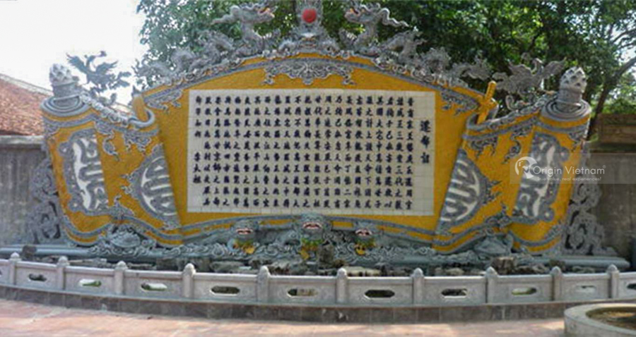 The history of Thang Long Imperial Citadel