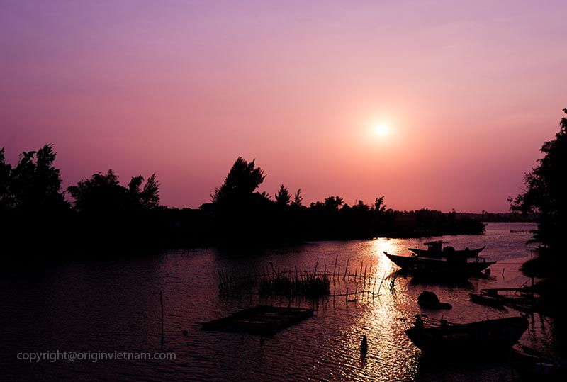 Hoi An sunset