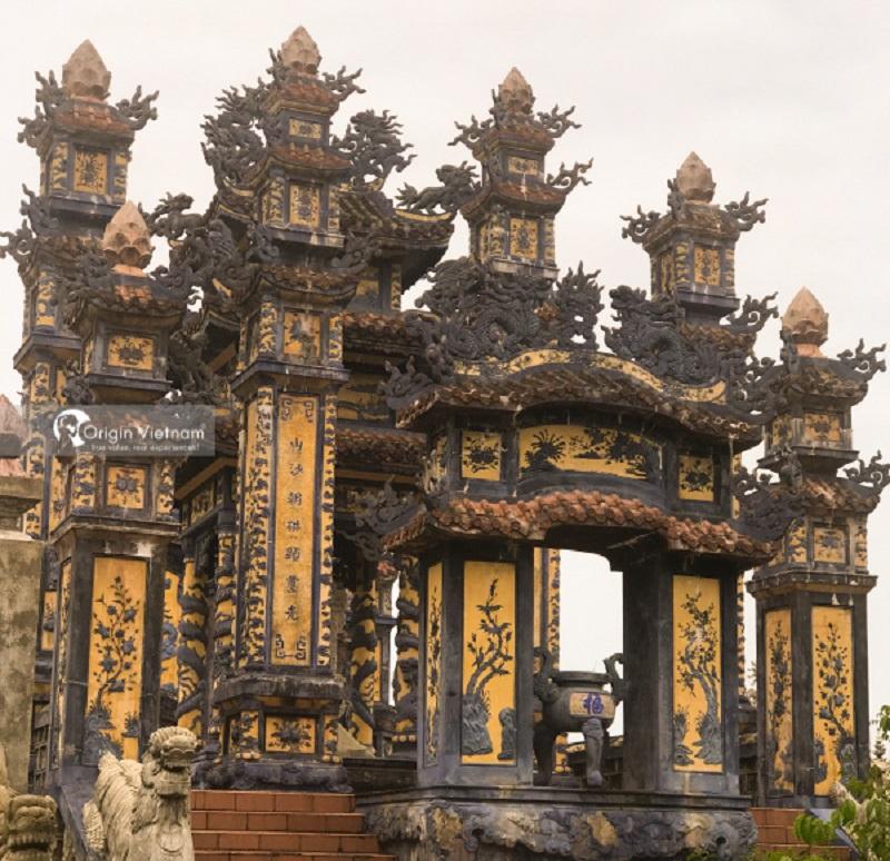 Hue An Bang Tomb City or City of Ghost | Origin Vietnam