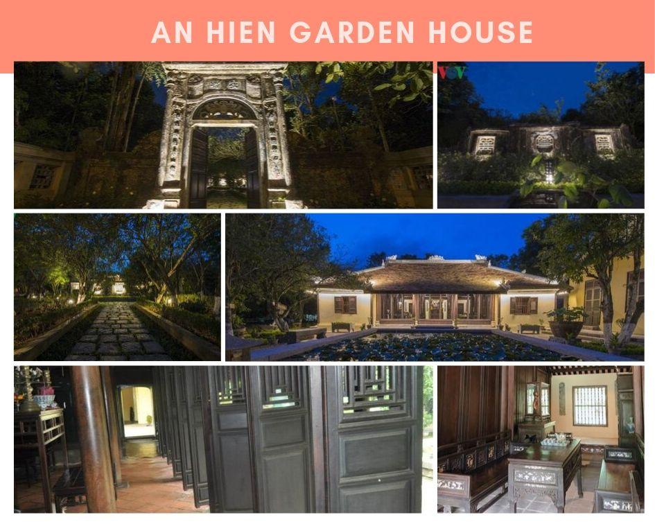 An Hien Garden House, ORIGIN VIETNAM