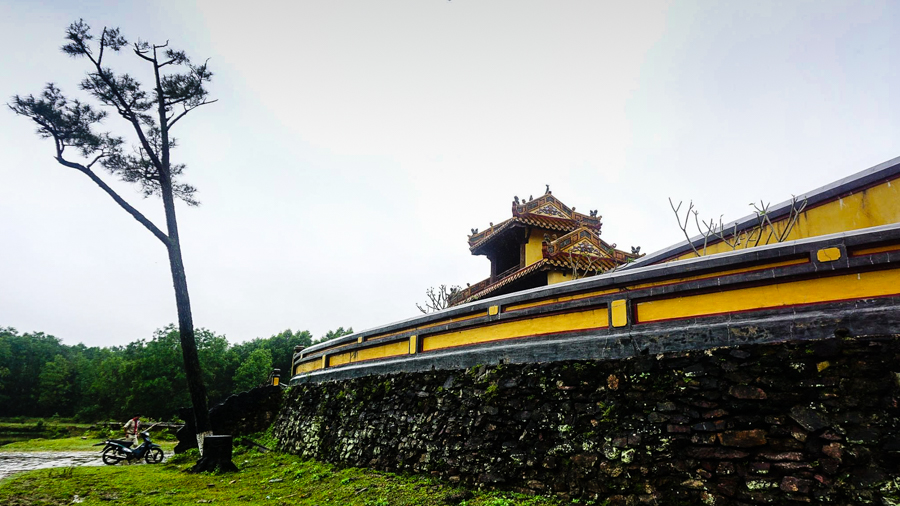 Tomb of King Gia Long