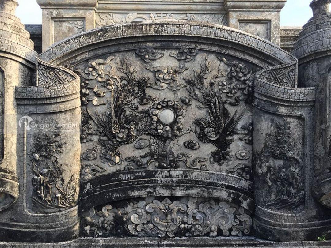 Dong Khanh Tomb, ORIGIN VIETNAM