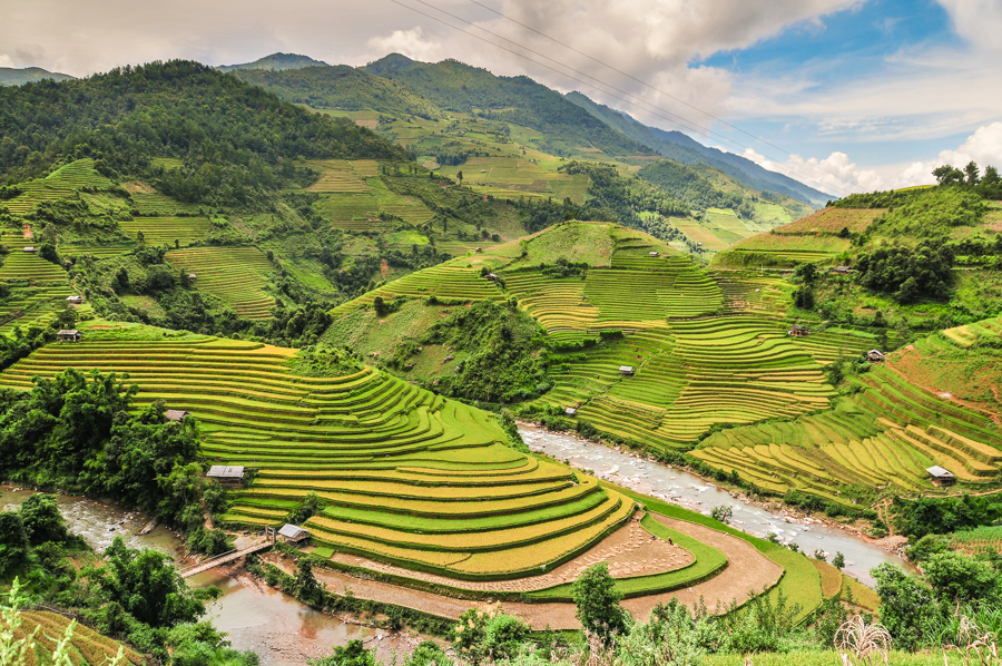 Che Cu Nha village