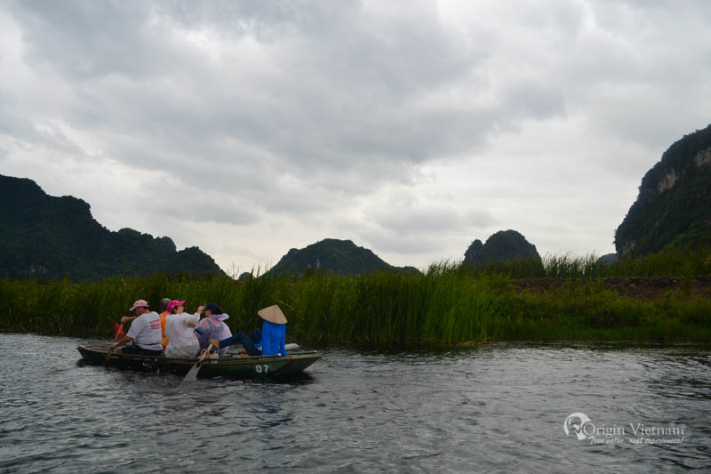 Boat Trip in Ninh Binh